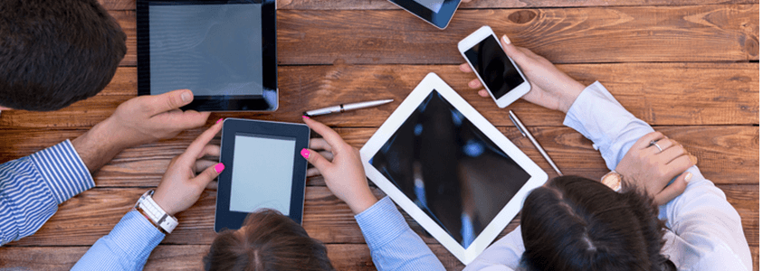 Mobility and bring your own device (BYOD) solutions
