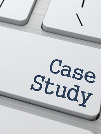 Case study button