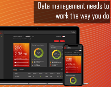 Data management needs to work the way you do