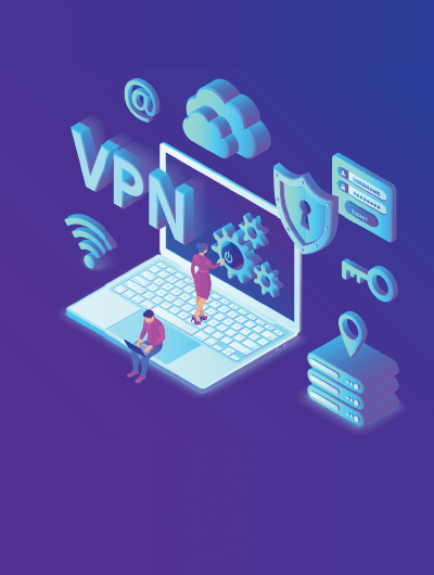 Does your internet solution support VPN connections for home workers
