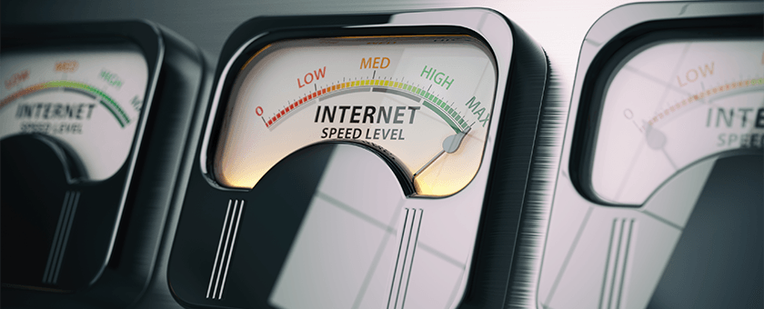 internet speed dials