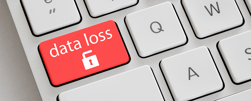 Don't let a data loss result in lost customers