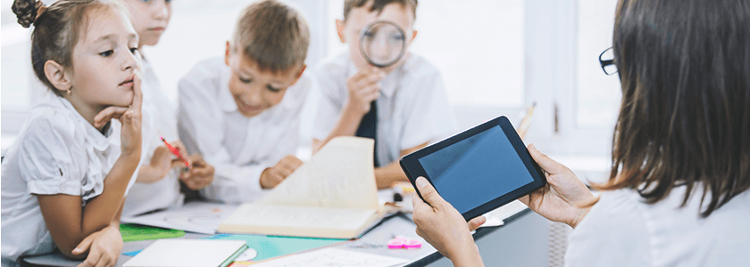 Flexible school web filtering to create inspiring lessons