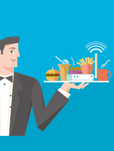 Infographic: Wi-Fi trends in restaurants, pubs and cafes