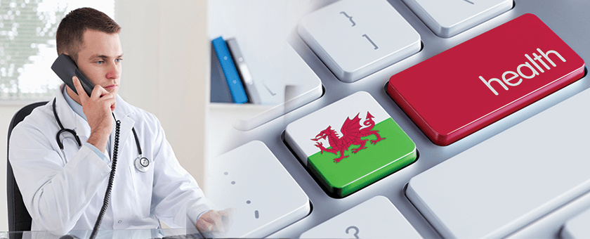 Modern phone systems help Welsh GP surgeries meet call standards