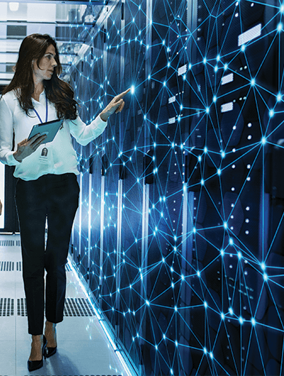 Use a data centre to keep your distributed workforce productive