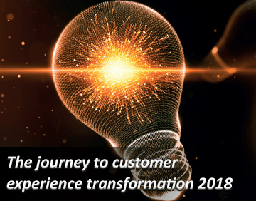 The journey to customer experience transformation