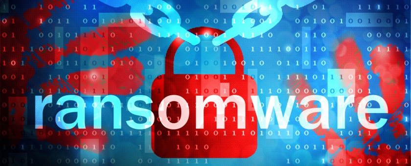 Ransomware attacks health service image