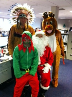 Mufti day at SWComms