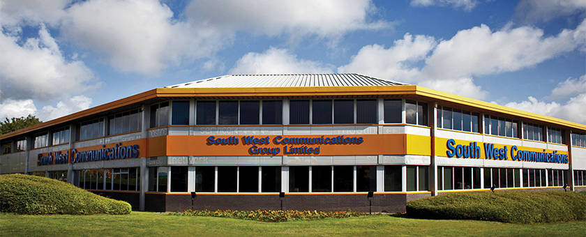 SWComms Head office image