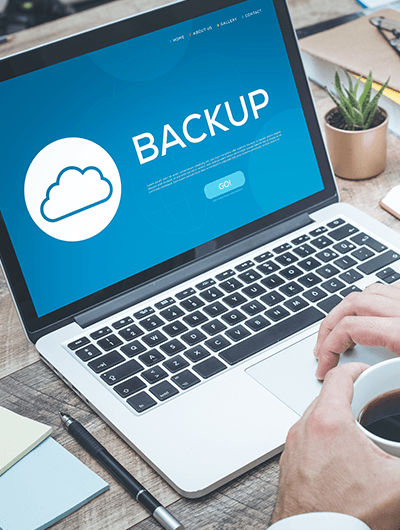 What is my starting point for selecting a backup solution?