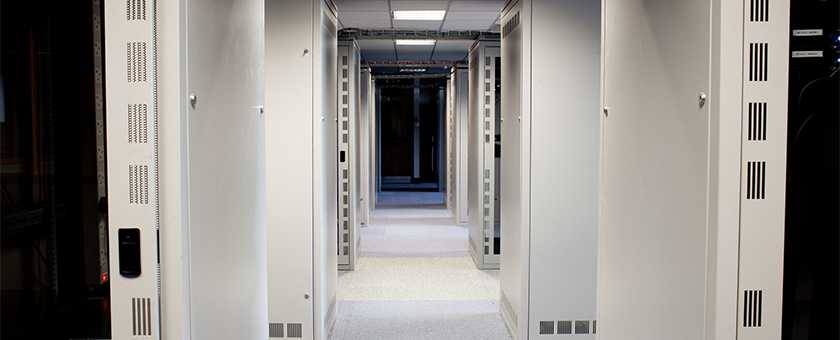 Our data centre image