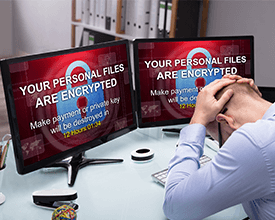 Ransomware is not a game