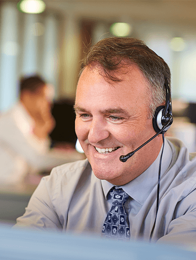 Retain customers with good call service