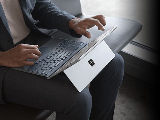 Work from home with our Surface Pro and Office 365 package