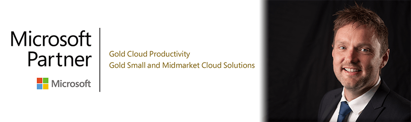 swcomms secures Microsoft Gold Cloud Productivity partner status ICT director John Holdstock