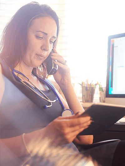 Medical system integration with phone systems is key for general practice QOF points
