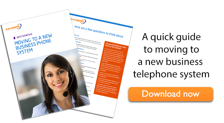 Whitepaper moving to a new business phone system