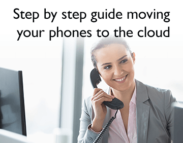 Moving to the cloud: a step-by-step guide