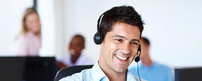 Call centres image