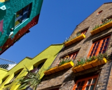 Neal's Yard buildings