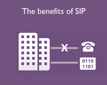 5 benefits of SIP